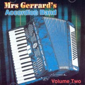 cover image for Mrs Gerrard's Accordion Band  - vol 2
