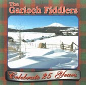 cover image for The Garioch Fiddlers - Celebrate 25 Years
