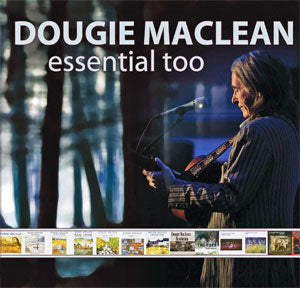 cover image for Dougie MacLean - Essential Too