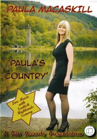 cover image for Paula MacAskill - Paula's Country