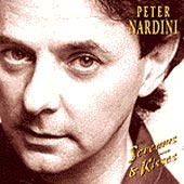 cover image for Peter Nardini - Screams and Kisses