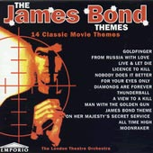 cover image for London Theatre Orchestra - The James Bond Themes