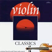 cover image for Violin Classics