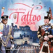 cover image for The Edinburgh Military Tattoo 2004 CD