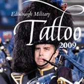 cover image for The Edinburgh Military Tattoo 2009 CD