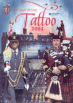 cover image for The Edinburgh Military Tattoo 2004 DVD