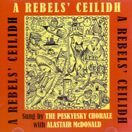 cover image for Alastair McDonald - A Rebel's Ceilidh