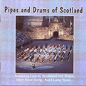 cover image for Pipes and Drums of Scotland - Pipes and Drums of Scotland