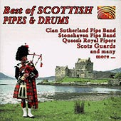 cover image for The Best of Scottish Pipes and Drums