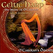 cover image for Celtic Harp - The Music of O'Carolan (O Carolan's Dream)