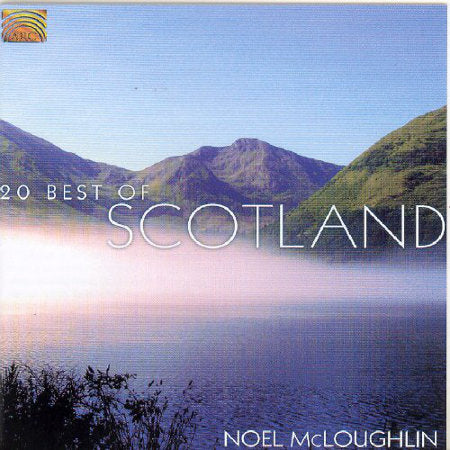 cover image for Noel McLoughlin  - 20 Best Of Scotland