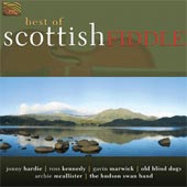 cover image for Best Of Scottish Fiddle