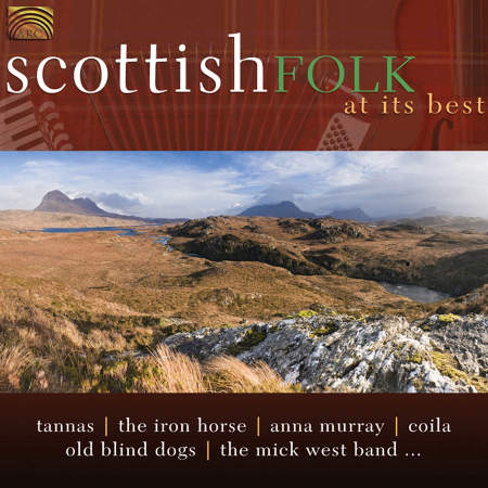 cover image for Scottish Folk At Its Best