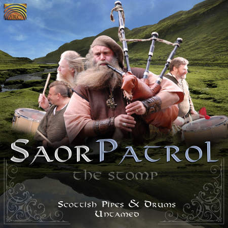 cover image for Saor Patrol - The Stomp