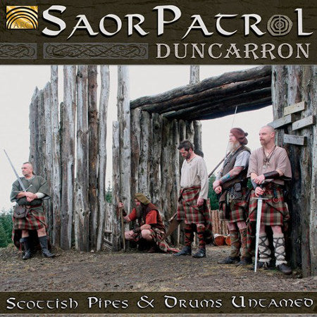 cover image for Saor Patrol - Duncarron