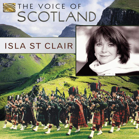 cover image for Isla St Clair - The Voice Of Scotland