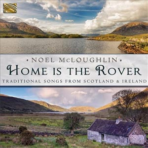 cover image for Noel McLoughlin - Home Is The Rover
