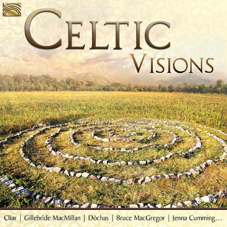 cover image for Celtic Visions