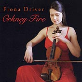 cover image for Fiona Driver - Orkney Fire