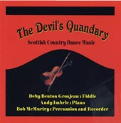 cover image for The Devil's Quandary - Scottish Country Dance Music
