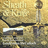 cover image for Gordeanna MacCulloch - Sheath and Knife