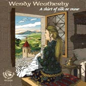 cover image for Wendy Weatherby - A Shirt Of Silk Or Snow