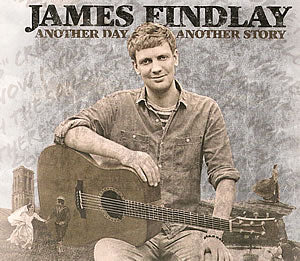 cover image for James Findlay - Another Day Another Story