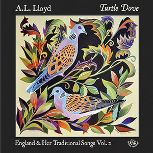 cover image for A L Lloyd - Turtle Dove