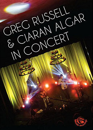 cover image for Greg Russell And Ciaran Algar In Concert