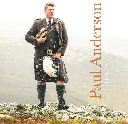 cover image for Paul Anderson - Beauties Of The North