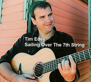 cover image for Tim Edey - Sailing Over The 7th String