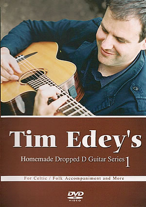 cover image for Tim Edey - Homemade Dropped D Guitar Series 1