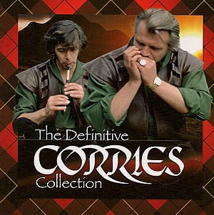 cover image for The Corries - The Definitive Collection