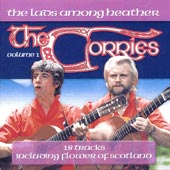 cover image for The Corries - The Lads Among Heather vol 1