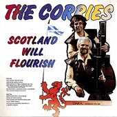 cover image for The Corries - Scotland Will Flourish