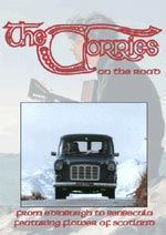 cover image for The Corries - On The Road