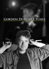 cover image for Gordon Duncan's Tunes