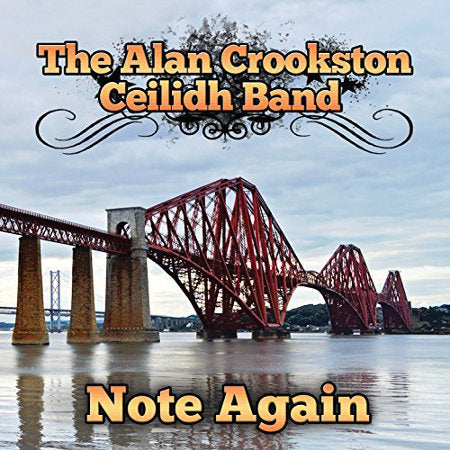 cover image for The Alan Crookston Band - Note Again