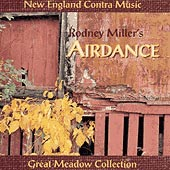 cover image for Rodney Miller - Airdance