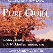 cover image for Rodney Miller - Pure Quill