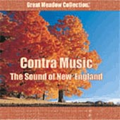 cover image for New England Contra Music - Contra Music (The Sound Of New England)