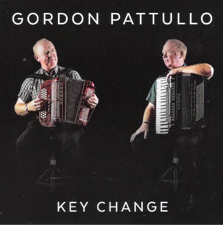 cover image for Gordon Pattullo - Key Change