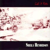 cover image for Sheila Henderson - Call It Fate