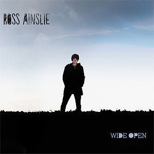 cover image for Ross Ainslie - Wide Open