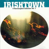 cover image for Irishtown - A Hummingbird Collection vol 1