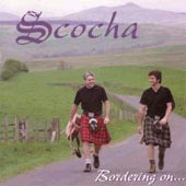 cover image for Scocha - Bordering On