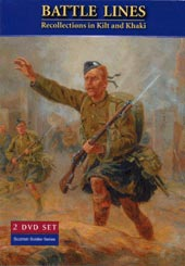 cover image for Battle Lines - Recollections In Kilt And Khaki