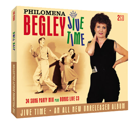 cover image for Philomena Begley - Jive Time