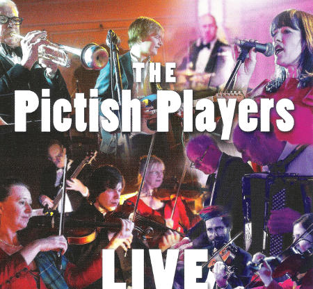 cover image for The Pictish Players Live