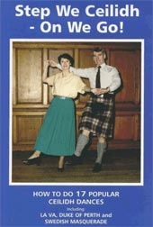 cover image for Step We Ceilidh On We Go!